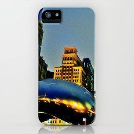 Chicago Bean iPhone Case