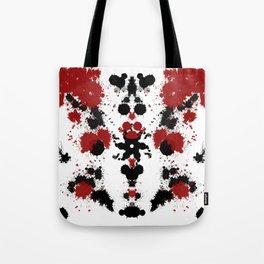 Rorschach 9 Tote Bag