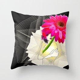 A Love So True Throw Pillow