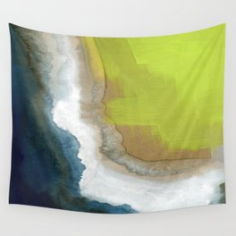 Surf Abstraction Wall Tapestry