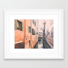 Venice I Framed Art Print