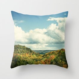 """Endless Possibilities"" Throw Pillow"