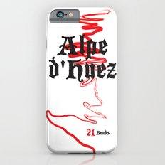 Famous Climbs: Alpe d'Huez 2, Old World iPhone 6s Slim Case