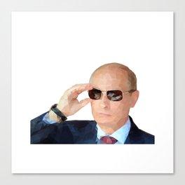 Mr. Putin Canvas Print