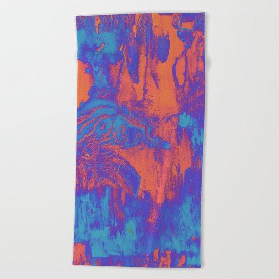 acidwash Beach Towel