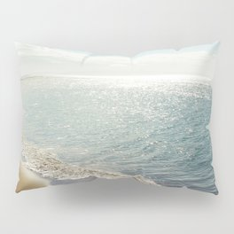 beauty and the beach Pillow Sham
