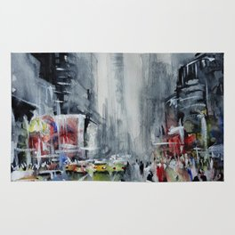 New York - New York Rug