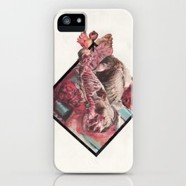 Lower Dimensions iPhone Case