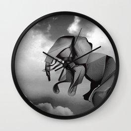 Elefly Wall Clock
