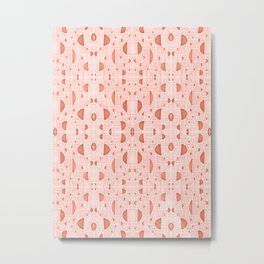 Kaleidoscopic Cretto #society6 #pattern Metal Print