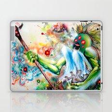 Architect of Prehysterical Myth Laptop & iPad Skin