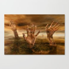 Another World 8 Canvas Print