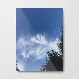 Sky Photograhy Metal Print
