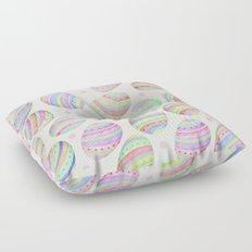 Easter Eggs Floor Pillow