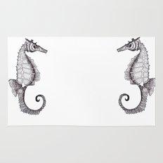 Hippocampus Abdominalis Rug
