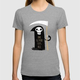 One Scythe Fits All T-shirt