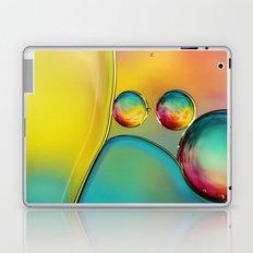 Abstract Oil Drops II Laptop & iPad Skin