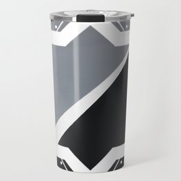 London - star graphic Travel Mug