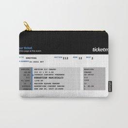 Concert Ticket Stub - Sebastian Maniscalco 2 Carry-All Pouch