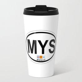 Mystic - Connecticut. Travel Mug