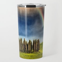 'After the Storm' landscape painting by Jeanpaul Ferro Travel Mug