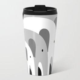 Nested Elephants Travel Mug