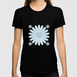 Blooming Blues T-shirt