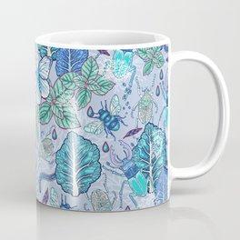 Frozen bugs in the garden Coffee Mug