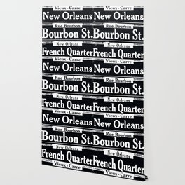 NEW ORLEANS FRENCH QUARTERS Wallpaper