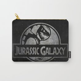 Jurassic Galaxy - Metal Carry-All Pouch