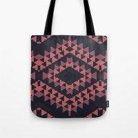 navajo Tote Bags featuring navajo n3 by spinL