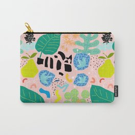 Abstract Orchard Carry-All Pouch