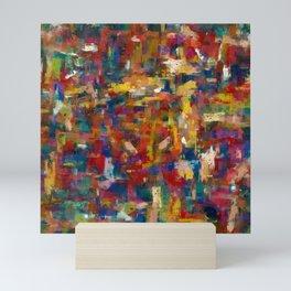 Maverick Series - Abstract 2 Mini Art Print