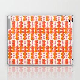 Uende Sixties - Geometric and bold retro shapes Laptop & iPad Skin