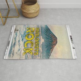 Geologists Rock Rug