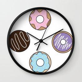 nomnomnom Wall Clock