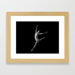 Ballet #5 Framed Art Print