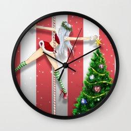 December 2017 Wall Clock
