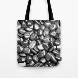 Glistening Gravel Tote Bag