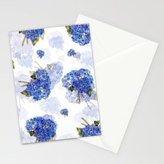 Cape Cod Hydrangea Nosegays Stationery Cards