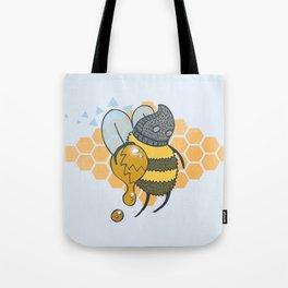 Bee Thief Tote Bag
