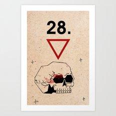 28. Art Print