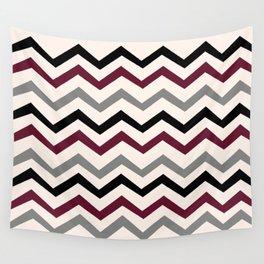 zig zag Wall Tapestry