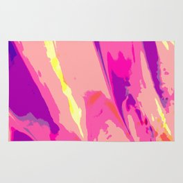 Explosive Abstraction Rug