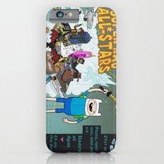 Geek Night:V Super Rad All-Stars Slim Case iPhone 6s