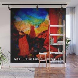 Kuhl's Circus Wall Mural