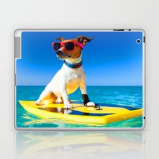 Doggie Surf Laptop & iPad Skin