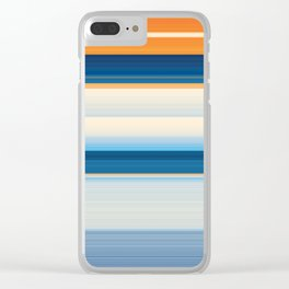 Kelly Belly Clear iPhone Case