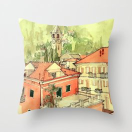 BAVENO Throw Pillow