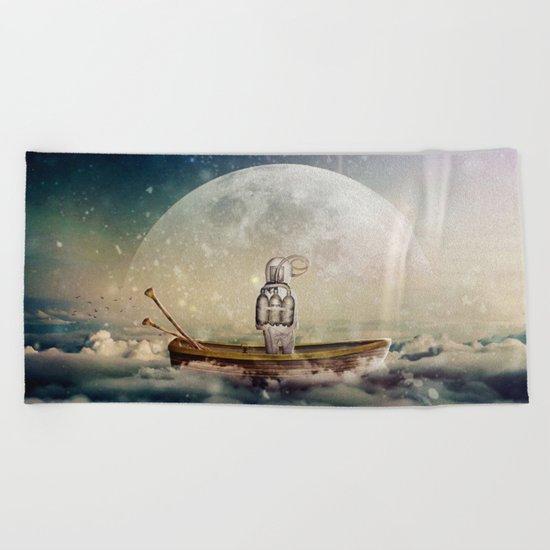 Navigator Beach Towel